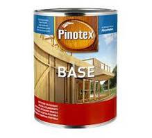 Грунтовка антисептик для дерева Pinotex Base 1л (Пинотекс Бейс)