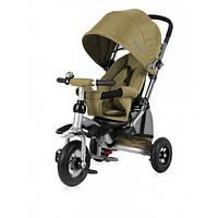 Детский трехколесный велосипед Bertoni LEXUS AIR (olive green)