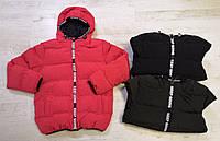 Куртка на меху для мальчиков Glo-Story оптом,134/140-170 рр. [Ростовка]
