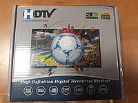 Цифровой тюнер Т2 WiFi DVB- HDTV Digital Terrestrial Receiver