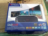 Ресивер DVB Topsat тюнер приемник  эфирного цифрового телевидения, фото 1