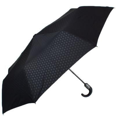 Зонт мужской автомат DOPPLER (ДОППЛЕР) DOP743669, Черный