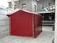 Пошив и производство, Палатки с тентом из пвх . Торговые палатки из пвх тентов