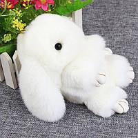 Брелок кролик Banny 20 см Белый (987420)