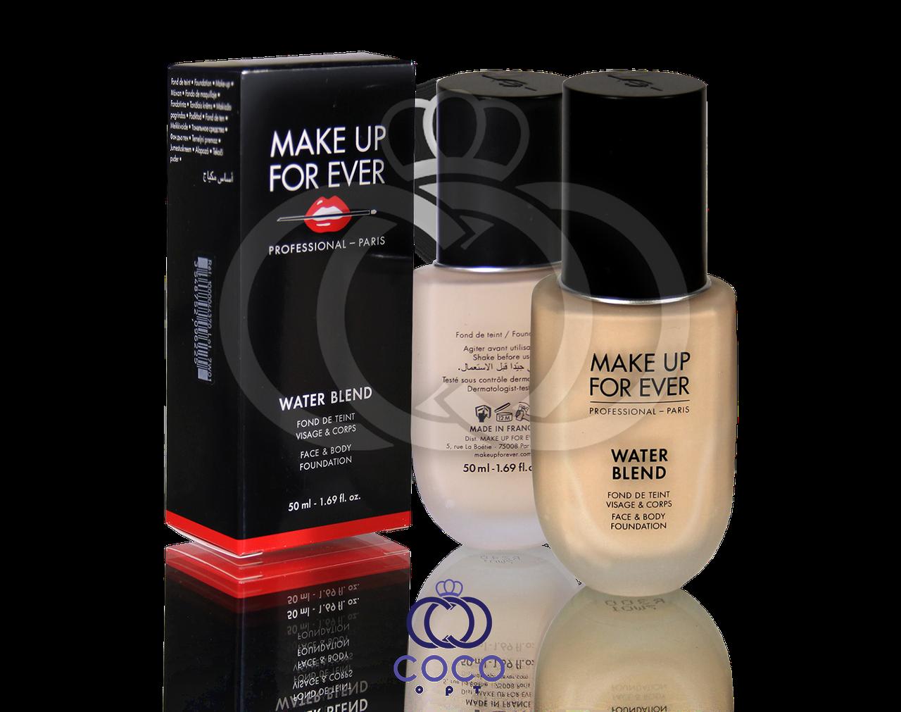 Тональна основа Make Up For Ever Water Blend