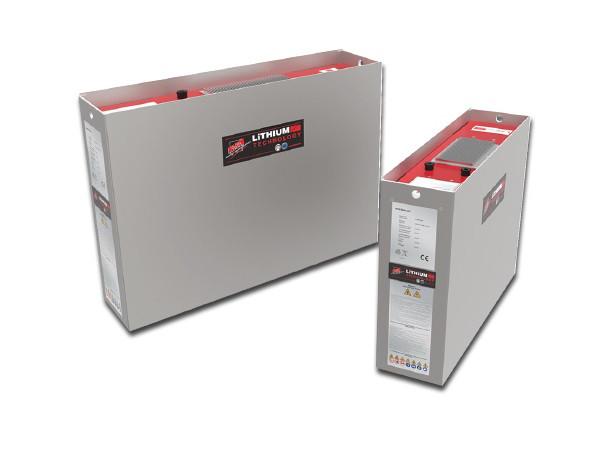 Литий-ионные тяговые аккумуляторные батареи FAAM LiMPower