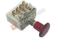 Выключатель ВК422 аварийной сигнализации, кнопка аварийки Камаз, Маз и др
