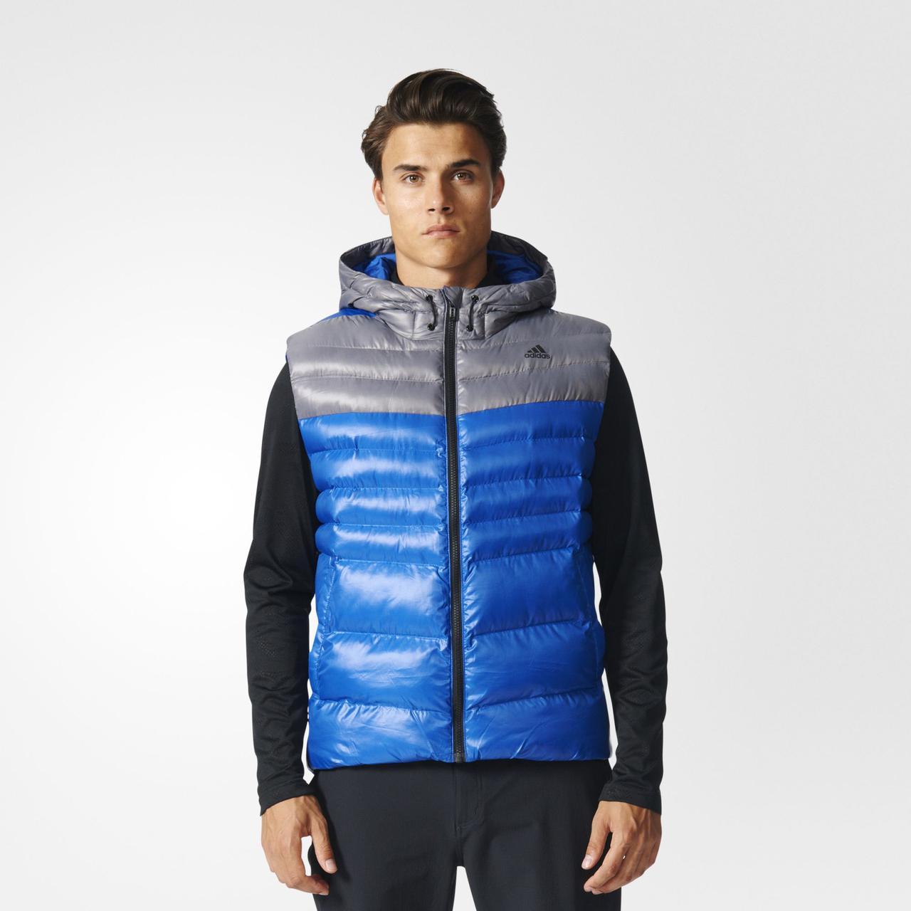 Утепленный жилет Hooded, фото 1