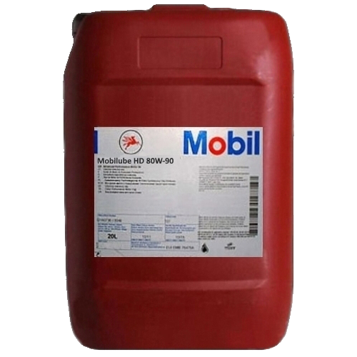 Трансмиссионное масло  MOBILLUBE HD 80W90  20л