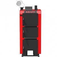 Твердотопливный котел Kraft S 20 кВт (с ручным управлением) , фото 1
