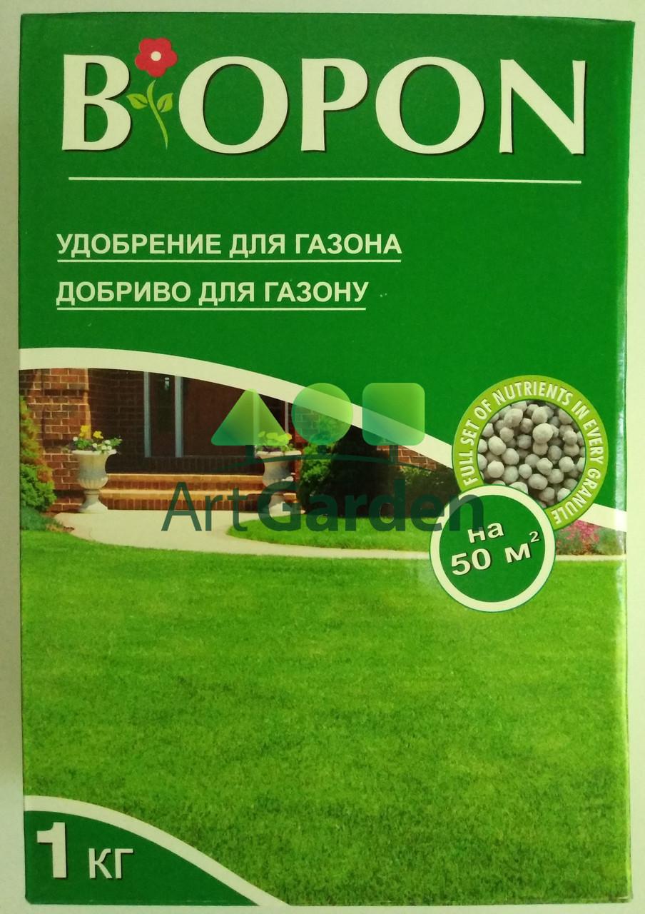 Biopon для газону 1кг