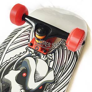 Скейтборд дерево - Dead series 79 см - Птеродактиль скейт, фото 2