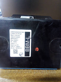 Электронный блок BBM-L DAF XF 105. Оригинальный № 1740941