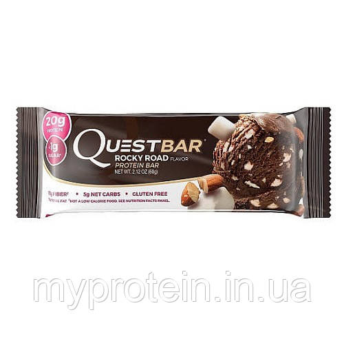 Quest Nutrition Акция. Батончики квестбар Quest Bar Protein Bar (60 g )