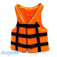 Жилет страховочный Bark 110-130 универсальный  оранжевый
