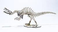 3D Пазл динозавр Трицератопс, фото 1