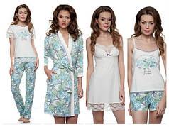 Пижамы, ночные рубашки, домашняя одежда