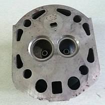 Головка цилиндра голая R190, фото 2