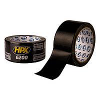 HPX 6200 - универсальная ремонтная лента (скотч), черная