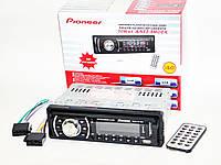 Автомагнитола Pioneer 2031 - MP3+Usb+Sd+Fm+Aux+ пульт (4x50W), фото 1