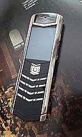 Мобильный телефон Vertu Signature S Design White Gold Ceramic