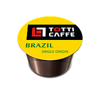 Кофе в капсулах Totti Caffe Brazil 100 шт.