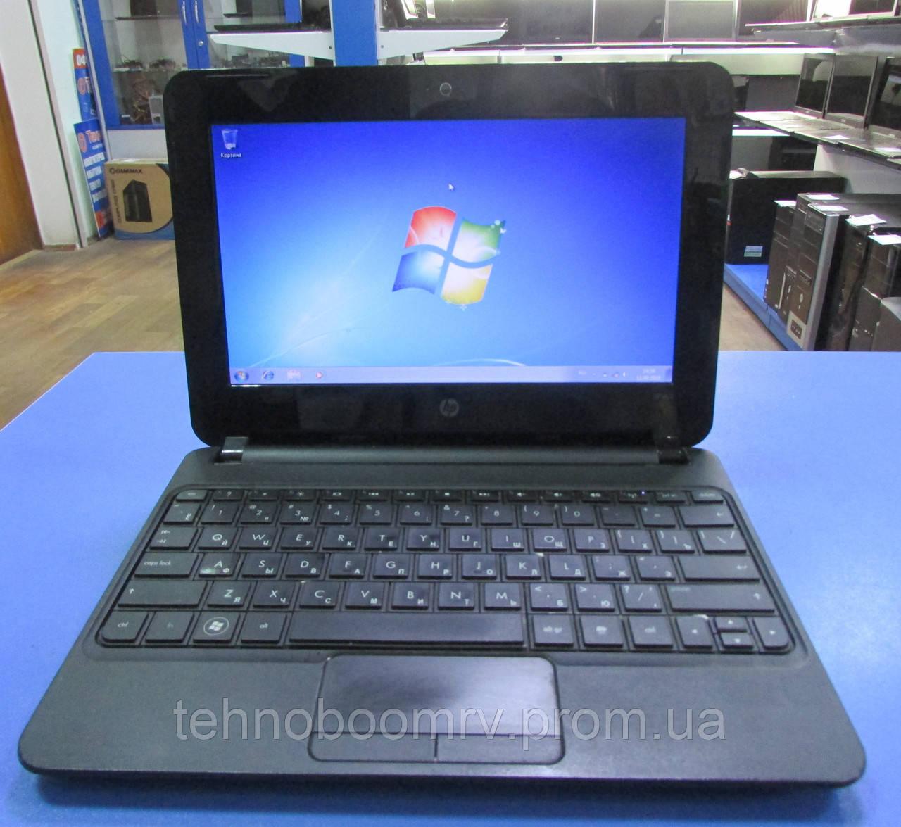 Нетбук HP mini 10.1