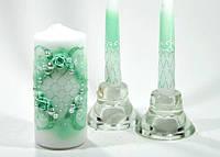 Набор свадебных свечей С-316