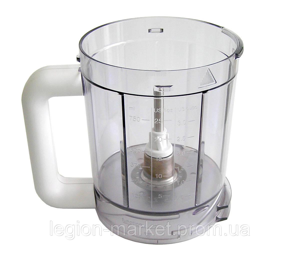 Блендерная чаша 750ml 7322010214 оригинал для кухонного комбайна Braun