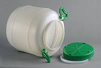 Бочка 25л пластик, харчова GR-01002   пищевая, фляга