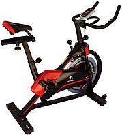 Механический велотренажер спин-байк USA Style SS-ET-903 для дома и спортзала