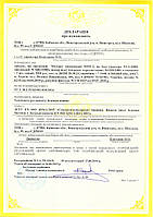 Оформлення декларації на одиницю спецтехніки для постановки на облік за 1 день