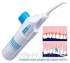 Ирригатор механический для полости рта Power Floss
