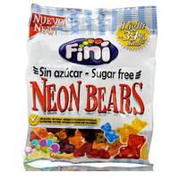 """Желе """"Неонові ведмедики"""" Neon Bears"""