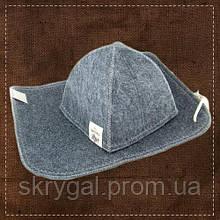 Набір шапка + килимок + мочалка + запарка