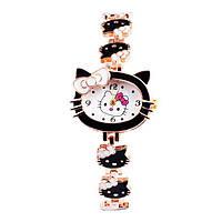 Детские кварцевые часы Hello Kitty для девочки, фото 1