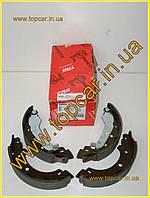 Колодки тормозные задние Renault Kangoo 98- 203*39  TRW Германия GS8650