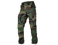 Брюки, штаны тактические Pentagon BDU 2.0, Woodland