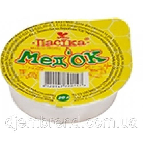 Мед цветочный порционный, 20 г (45 шт в ящике)