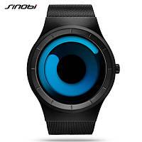 Sinobi S9619 футуристические часы