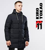 Мужская куртка на зиму 6003 черный  56 размер