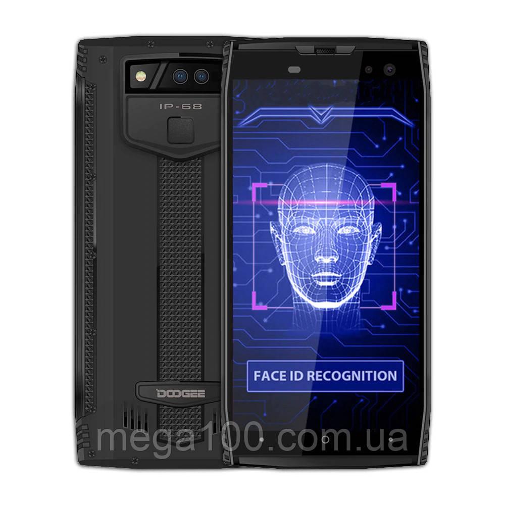Смартфон  DOOGEE S50 ip68(экран 5,7 дюймов, памяти 6Gb RAM+64Gb*БАТАРЕЯ 5180 мАч)