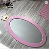 Зеркало в детскую комнату Princess розовое, фото 4