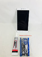 Экран, дисплей, модуль Xiaomi Redmi 4X белый, фото 1