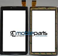 Оригинальный Сенсор (Тачскрин) для планшета Digma Plane 7006 4G PS7041PL (ML) Version 1 (Черный)