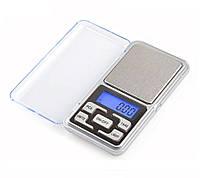 Ювелірні кишенькові ваги Pocket Scale MH-500 0,01-500г, фото 1