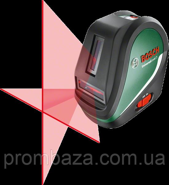 Лазерный нивелир Bosch Universal Level 3