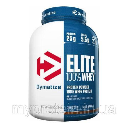 Dymatize Протеин Елит вей изолят Elite Whey Protein Isolate (2,3 kg )