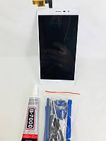 Экран, дисплей, модуль Xiaomi Redmi Note 3 белый
