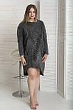 Сукня жіноча з капюшоном варенка, фото 6